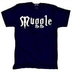 Fab.com | Muggle Tee
