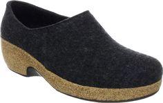 9c50fc35a9f Haflinger Women s Joy Clog – Model Shoe Renew Wool Felt