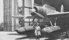 Japanese Aircraft Captured by France-10-ww2shots-air force