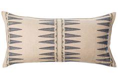 Navy Quill Long Pillow | Nyheter | Artilleriet | Inredning Göteborg