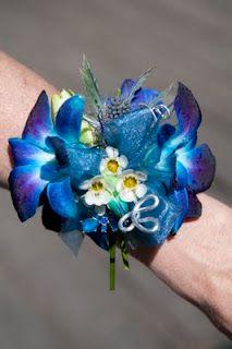 Blue Orchids Blaue Orchideen Blumen Fur Abschlussball Orchideen