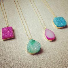 LOVE these!  I'm loving this jewelry designer!
