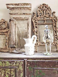 Imágenes de complementos decoración de estilo Dirty Chic