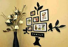 quadros com arvore genealodica decoração craft - Pesquisa Google