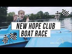 NEW HOPE CLUB BOAT RACE! | Luke Franks