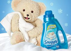 Free Samples of Snuggle - Here!