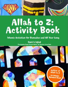Hey, I found this really awesome Etsy listing at https://www.etsy.com/listing/156466468/allah-to-z-activity-book-islamic
