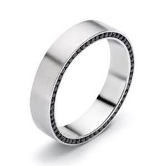 Groom ring idea strong and simple. Engraving: the total passion for the total height