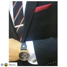#weddingstyle #BigottiMilano #navyblue #watch
