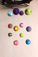 Handmade decoration - Handmade dekorace #handmade #decoration #modrykonik
