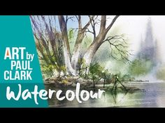 How to create highlights in Watercolour by Paul Clark - YouTube Watercolour Painting, Highlights, Create, Hair Highlights, Highlight
