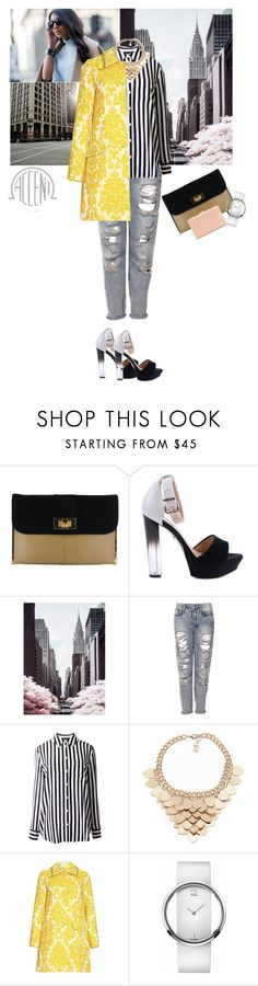 """""""Accent Clothing"""" by tijana-djekic ❤ liked on Polyvore featuring Ravel, Topshop, Equipment, Kardashian Kollection, Anthology, Calvin Klein and AccentClothing"""