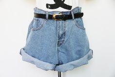 High Waisted Oversize Crimping Shorts, £7.00