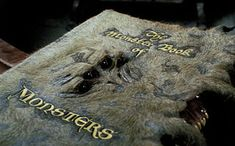 In the spirit of needing ALL hp books....The Monster Book of Monsters by Edwardus Lima
