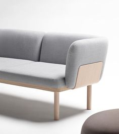The Egon Collection of Furniture for Lounge Spaces from Alki - Design Milk