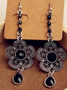 Jewelry Show—Handmade Elegant Tibetan Style Earrings   PandaHall Beads Jewelry Blog