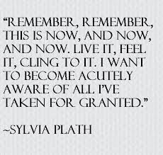 Sylvia Plath Quote About Life - Awesome Quotes About Life