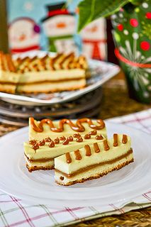 Caramel Cheescake Bites by Full Fork Ahead, via Flickr