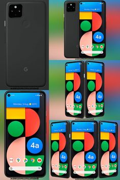 google pixel 4a 5g colours (mobilespecification8)