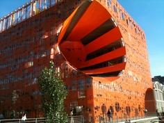 L'architecture du quartier de Lyon Confluence en étonnera plus d'un !