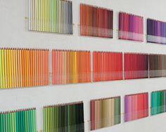 felissimo's 500 colored pencil set for social designer