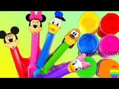 Children Body Paint Finger Family Nursery Rhymes Super Heroes Learn Colors Fun & Creative for Kids - YouTube