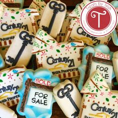63 Best Treats By Trish Decorated Cookies Images On Pinterest