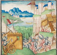 Diebold-Schilling Chronicles 1478-1483