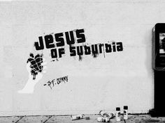 Jesus of Suburbia