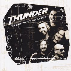 Thunder - The Official Site - Compilation Albums