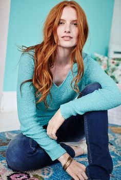 <3 redheads and blues!!