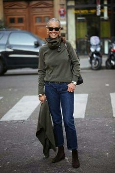 Don't love the jeans, but yes to the rest! Linda V. Wright