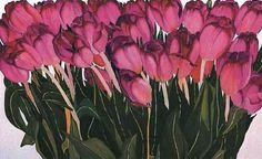 Tulips by Helen Lucas