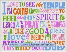 Activity Day Ideas: I Love To See the Temple (Serving Others) Primary Songs, Primary Activities, Activities For Girls, Activity Day Girls, Activity Days, Lds Songs, Candy Quotes, Reasons Why I Love You, Serving Others
