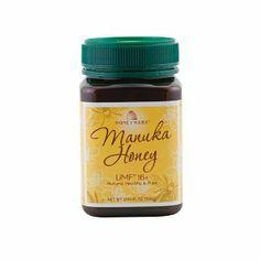 New Zealand Manuka Honey | Organik Manuka Honey from New Zealand: HoneyMark Manuka Honey UMF 16+