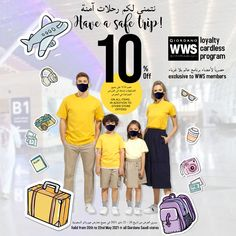 WWS Member, travel safely & wear Giordano's comfortable outfits @ great discounts, + 10% off on other store offers, till 22 May 2021 only! Comfortable Outfits, Loyalty, Highlights, Store, Memes, Travel, Cozy Outfits, Viajes, Larger