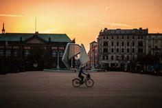Plac Wolnosci, Poznan by Eric Witsoe