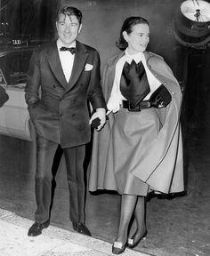 Wyatt Cooper and Gloria Vanderbilt, 1968