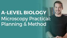 Microscopy Practical: Planning & Method | A-level Biology | OCR, AQA, Ed... Optical Microscope, A Level Biology, Aqa, Student, How To Plan, Youtube, Nature, Naturaleza, Nature Illustration