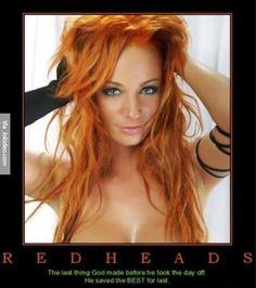 Red heads - http://www.jokideo.com/