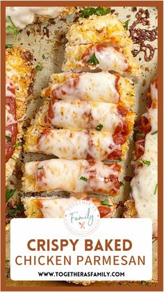 Chicken Recipes With Cream Cheese, Chicken Parmesan Recipes, Turkey Recipes, Beef Recipes, Cooking Recipes, Crispy Baked Chicken, Food Dishes, Main Dishes, Quick Easy Meals