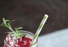 Blackberry Whiskey Lemonade