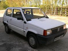 1993 Fiat Panda Fizz Only 38895 Miles, 1 Owner From New, Fsh & New Mot    - http://www.classiccarsunder1000.com/archives/61793