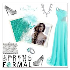"""""""Spring Formal"""" by delucia ❤ liked on Polyvore featuring Rina Limor, Bling Jewelry, Dolce&Gabbana and springformal"""