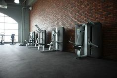 #Technogym #KINESIS stations at CrossFit Halcyon, Fisher Mall.
