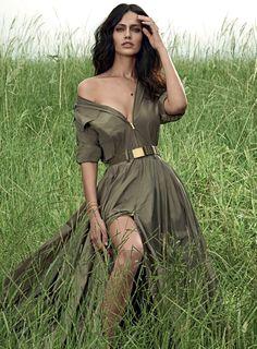 Amanda Wellsh by Zee Nunes for Vogue brazil March 2015 2