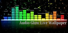 Audio Glow Live Wallpaper v2.0.0 apk