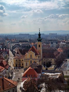Győr Travelogue, Cool Places To Visit, Hungary, Budapest, Fairytale, Christianity, Paris Skyline, Countries, Cities