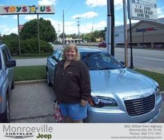 #HappyAnniversary to Ronald Brennan on your 2013 #Chrysler #300C from Bobby Ristick at Monroeville Chrysler Jeep!