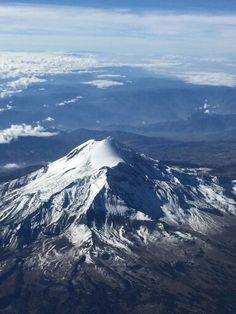Pico de Orizaba. México.